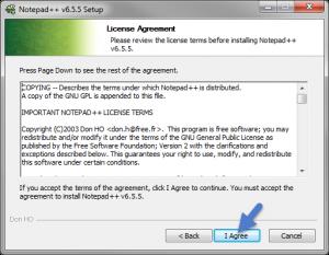 primer_ekrana_softverske_licence_prilikom_instalacije