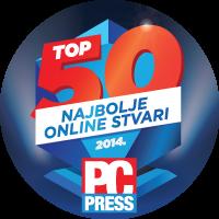 Top 50 - najbolje online stvari - PoslovniSoftver.net 2014