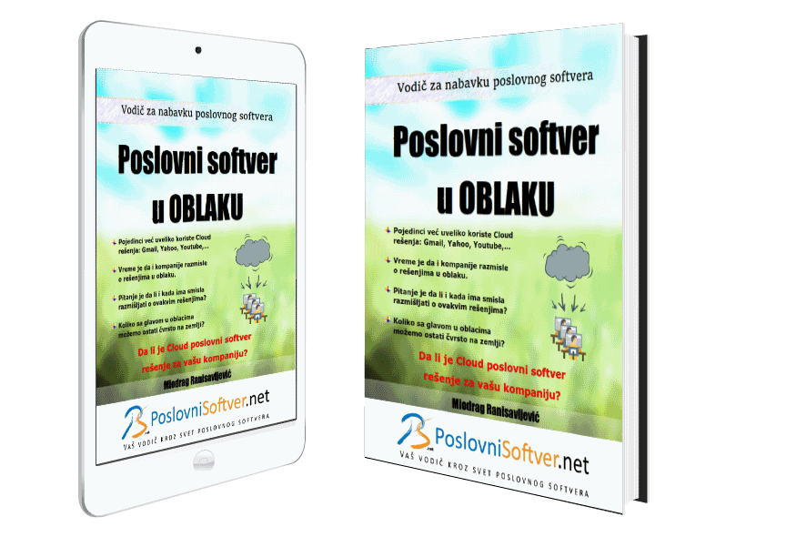 Poslovni softver u Cloud-u