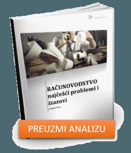New Dimension - analiza računovodstvo najčešći problemi i izazovi