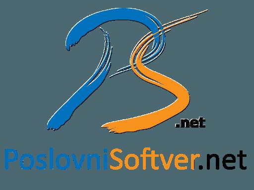 PoslovniSoftver.NET Logo