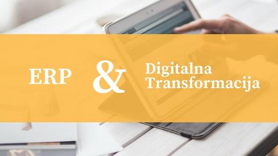 ERP i Digitalna Transformacija